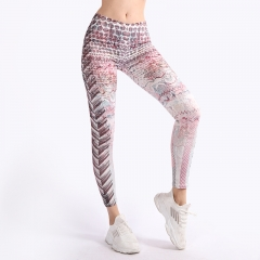 leggings Ethnically signs