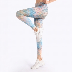 leggings Ethnic sunrise